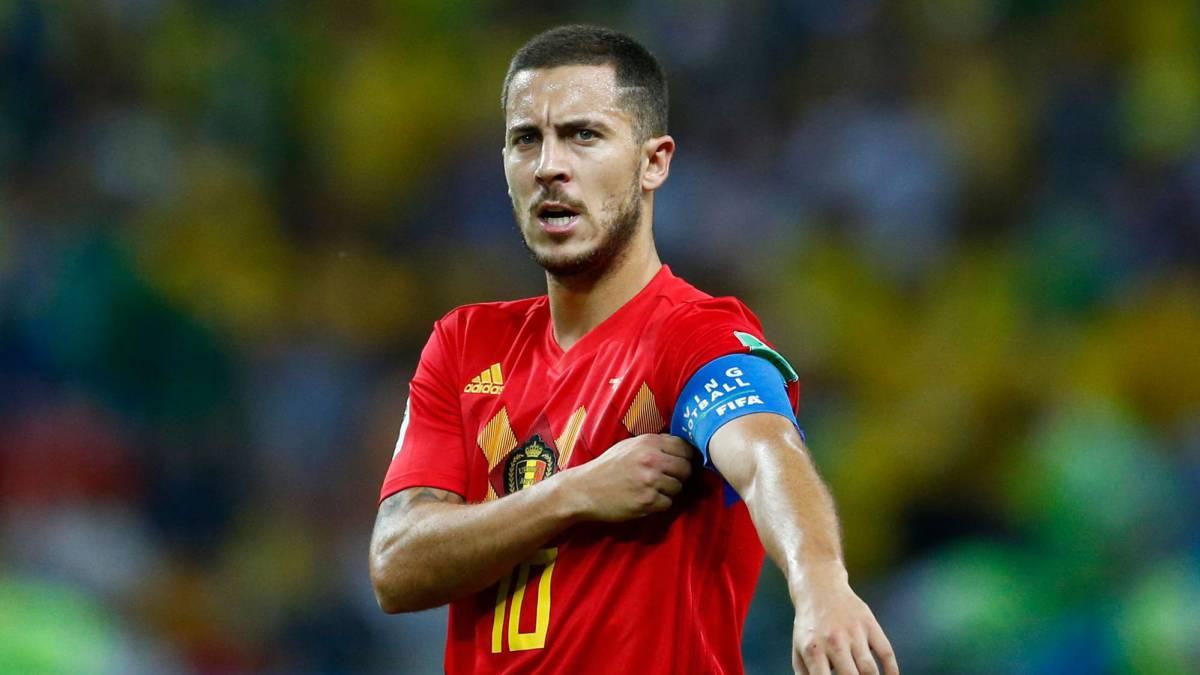 Eden Hazard - Franrike - Belgien